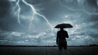 Wetter - Gewitter