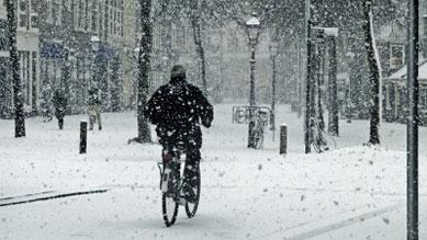 Wetter - Schnee