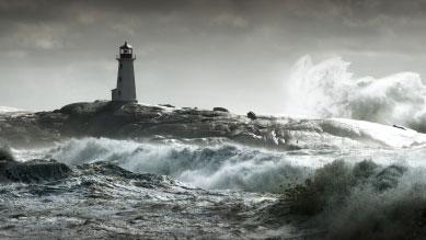 Wetter - Sturm